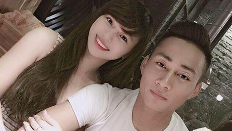 Em ho Van Quyen khoe ban gai xinh nhu hot-girl - Anh 1
