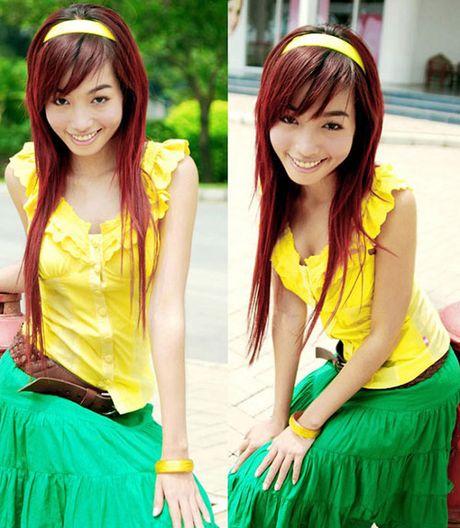 Suot 8 nam, Elly Tran chi dien mot khoe duong cong - Anh 1