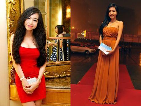 Suot 8 nam, Elly Tran chi dien mot khoe duong cong - Anh 5