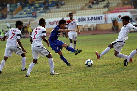 U19 Thai Lan gianh ve vao chung ket giai U19 DNA 2016 - Anh 1