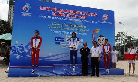 Nhung HCV dau tien tai ABG5 thuoc ve Kazakhstan va Thai Lan - Anh 1