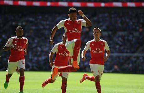 Sao Arsenal tiet lo bi quyet ha Chelsea - Anh 1