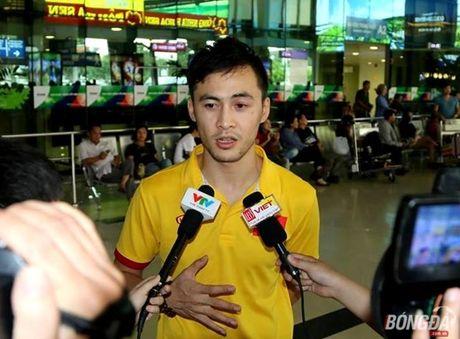 Tuyen thu futsal Viet Nam gia tu su nghiep sau ky World Cup - Anh 1