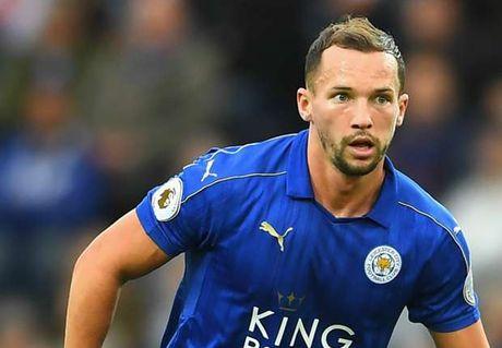 Vu Man Utd - Drinkwater tot cho Leicester City - Anh 1