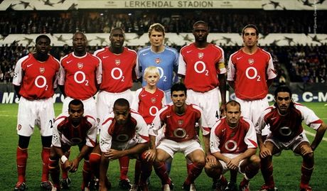 Wenger va Arsenal: 20 nam tu niem vui thanh niem dau - Anh 2