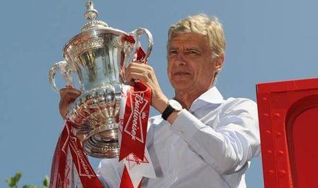 Wenger va Arsenal: 20 nam tu niem vui thanh niem dau - Anh 3