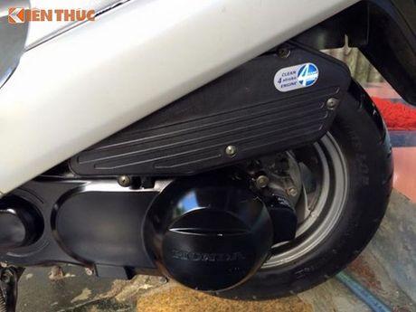"""""""Soi"""" Honda Spacy di 16 nam gia 200 trieu tai Ha Noi - Anh 10"""