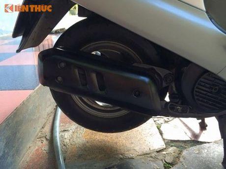 """""""Soi"""" Honda Spacy di 16 nam gia 200 trieu tai Ha Noi - Anh 11"""