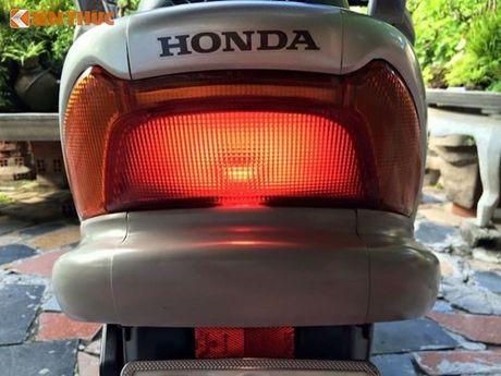"""""""Soi"""" Honda Spacy di 16 nam gia 200 trieu tai Ha Noi - Anh 12"""
