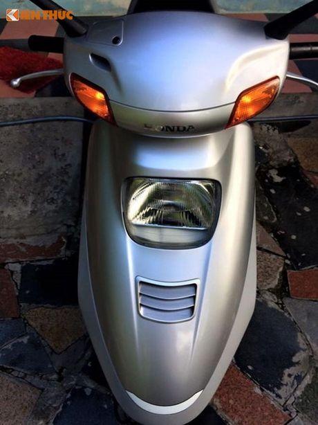 """""""Soi"""" Honda Spacy di 16 nam gia 200 trieu tai Ha Noi - Anh 3"""