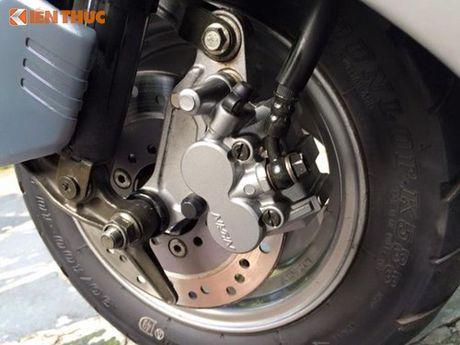 """""""Soi"""" Honda Spacy di 16 nam gia 200 trieu tai Ha Noi - Anh 5"""