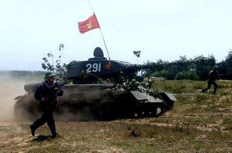 "Kinh ngac: ""Bo lao"" T-34-85 van tham chien o Syria - Anh 13"
