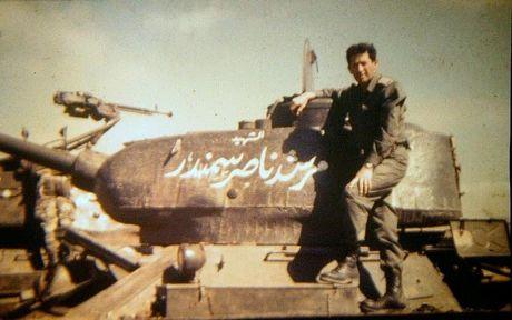 "Kinh ngac: ""Bo lao"" T-34-85 van tham chien o Syria - Anh 4"