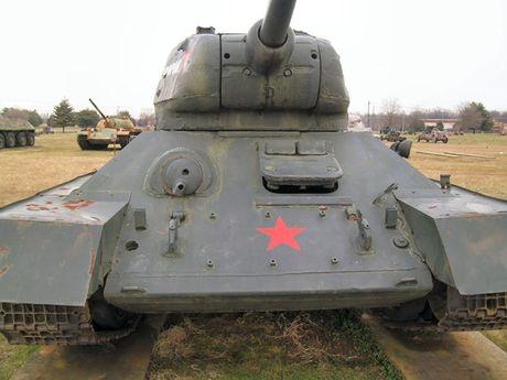 "Kinh ngac: ""Bo lao"" T-34-85 van tham chien o Syria - Anh 7"