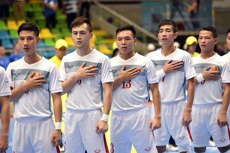 Tuyen thu Futsal Viet Nam gia tu su nghiep sau khi ve nuoc - Anh 4
