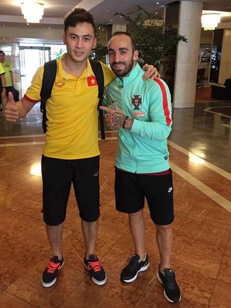 Tuyen thu Futsal Viet Nam gia tu su nghiep sau khi ve nuoc - Anh 9