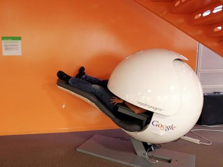 Hinh anh chung minh Google co van phong thu vi nhat the gioi - Anh 16
