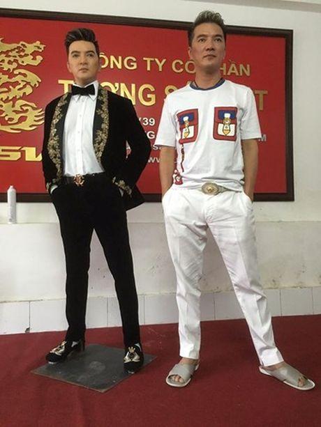 Dam Vinh Hung tan trang cho tuong sap giong minh y duc - Anh 12