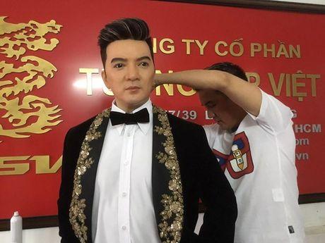 Dam Vinh Hung tan trang cho tuong sap giong minh y duc - Anh 2