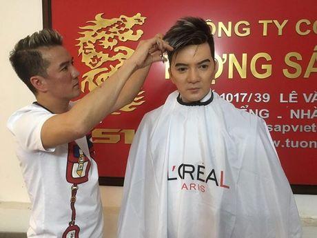 Dam Vinh Hung tan trang cho tuong sap giong minh y duc - Anh 4