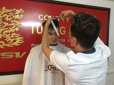 Dam Vinh Hung tan trang cho tuong sap giong minh y duc - Anh 9