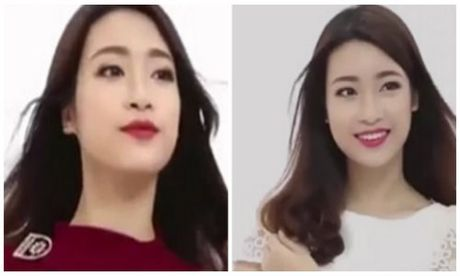 Video quang cao cua Hoa hau Do My Linh thoi chua noi tieng - Anh 1