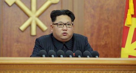 Kim Jong Un 'lanh gay' truoc doi dac nhiem tinh nhue Han Quoc - Anh 1