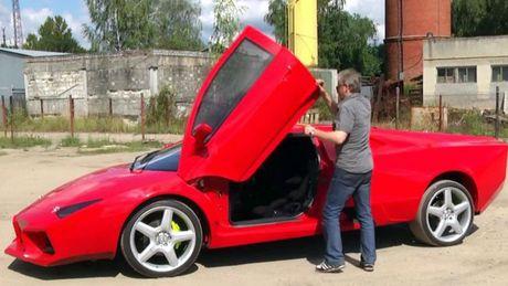 Tu che Lamborghini - Anh 1