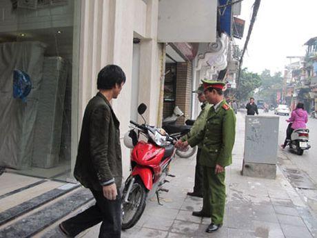 Luc luong bao ve dan pho gop phan tich cuc bao dam an ninh trat tu Thu do - Anh 1