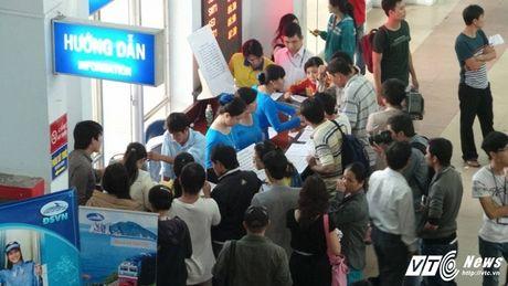 Ga Sai Gon giam 4.500 so ghe trong dip Tet Nguyen dan - Anh 1