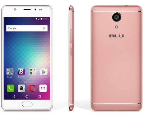 BLU Life One X2: Dien thoai co Quick Charge 3.0 gia 150 USD, 1080p, cam bien van tay, Android 6 - Anh 1