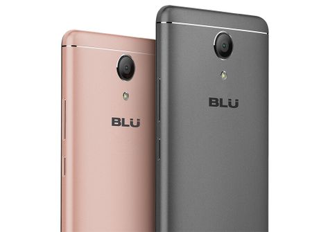BLU Life One X2: Dien thoai co Quick Charge 3.0 gia 150 USD, 1080p, cam bien van tay, Android 6 - Anh 2