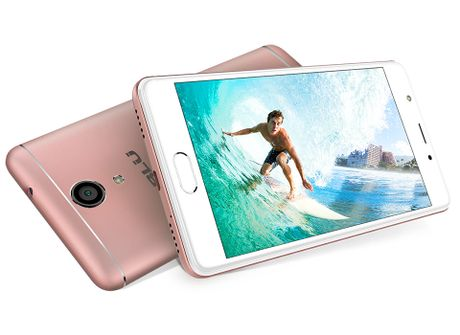 BLU Life One X2: Dien thoai co Quick Charge 3.0 gia 150 USD, 1080p, cam bien van tay, Android 6 - Anh 5