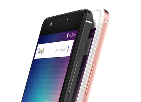 BLU Life One X2: Dien thoai co Quick Charge 3.0 gia 150 USD, 1080p, cam bien van tay, Android 6 - Anh 8