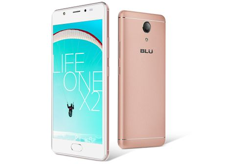 BLU Life One X2: Dien thoai co Quick Charge 3.0 gia 150 USD, 1080p, cam bien van tay, Android 6 - Anh 9