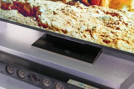 Tren tay TV Sony Bravia Z9D: Thiet ke ngau, dung den LED nen full-array, gia du kien duoi 200 trieu - Anh 6