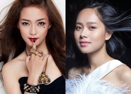 "Dinh Huong va Hoang Quyen ""ru nhau"" khuay dong CK Vietnam Idol - Anh 1"