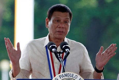 Philippines dieu tra am muu lat do Tong thong Duterte - Anh 1