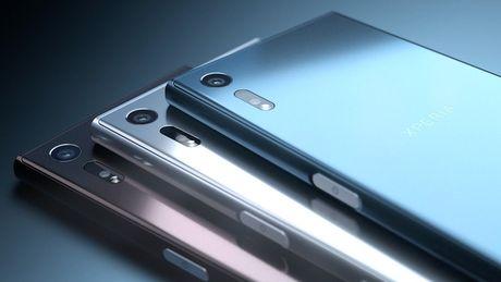 Sony Xperia X Compact va Xperia XZ lo ngay len ke va gia ban - Anh 1