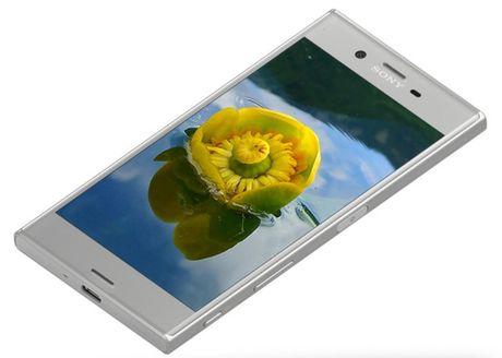 Sony Xperia X Compact va Xperia XZ lo ngay len ke va gia ban - Anh 3