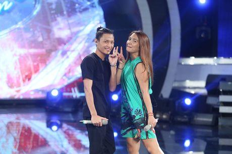 Chung ket Vietnam Idol: Viet Thang va Janice Phuong nam tay song ca day ngot ngao - Anh 1