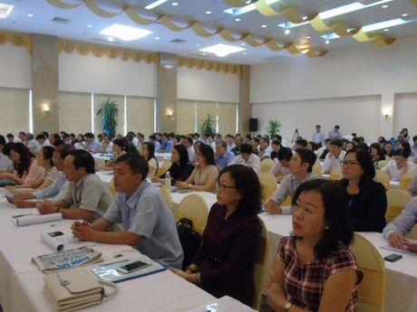 Binh Dinh: Hoi nghi Khu vuc Nam Trung bo ve 'Hoi nhap quoc te va phat trien ben vung' - Anh 2