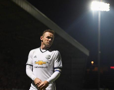 Rooney co nguy du bi tran gap Leicester - Anh 1