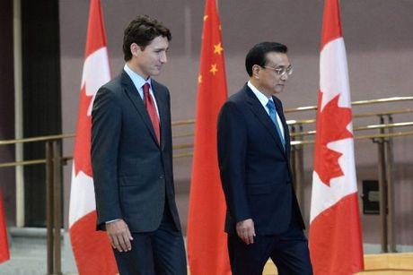 Trung Quoc va Canada day manh hop tac kinh te - Anh 1