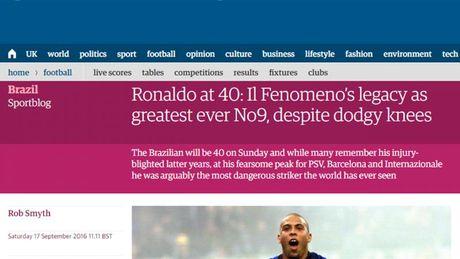 """Loan"" sinh nhat Ronaldo - Anh 1"