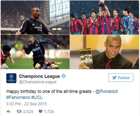 """Loan"" sinh nhat Ronaldo - Anh 6"