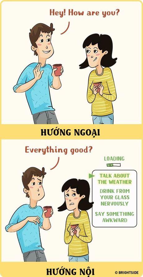 Khong the phu nhan su khac biet giua nguoi song huong ngoai va nguoi noi tam - Anh 2