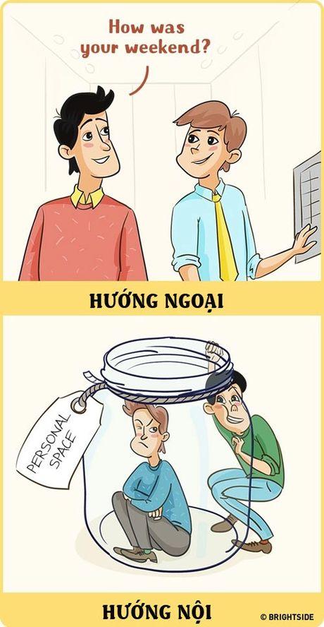 Khong the phu nhan su khac biet giua nguoi song huong ngoai va nguoi noi tam - Anh 3