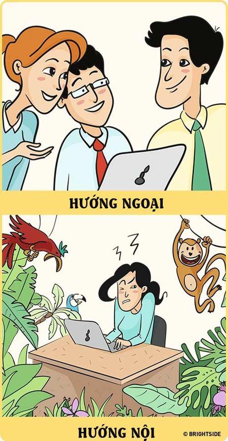 Khong the phu nhan su khac biet giua nguoi song huong ngoai va nguoi noi tam - Anh 4
