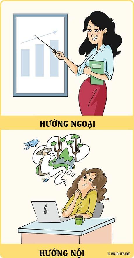Khong the phu nhan su khac biet giua nguoi song huong ngoai va nguoi noi tam - Anh 5